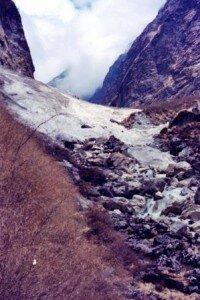jesteśmy już na wysokości prawie 4.000 m n.p.m.