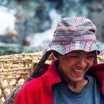 uśmiech tragarza
