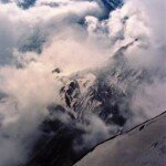 groźne chmury zwiastują zmianę pogody