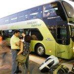 komfortowe chilijskie autobusy