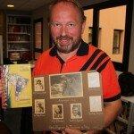 JF w Polskiej Bibliotece im. Ignacego Domeyki w Buenos Aires prezentuje zdjęcia z pierwszej polskiej wyprawy w Andy z lat 1933/34