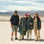 rodzina Fischbachów na Pustyni Atacama