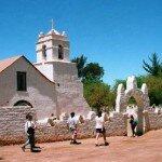 kościół w San Pedro de Atacama