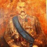 portret marszałka Józefa Piłsudkiego autorstwa Raula Nałęcza-Małachowskiego