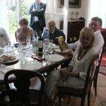 przyjęcie na cześc Raula Nałęcza-Małachowskiego w ambasadzie RP w Santiago de Chile