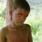 młodzieniec z północy Madagaskaru