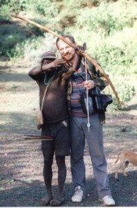 zdjęcie 8 wódz plemienia z autorem